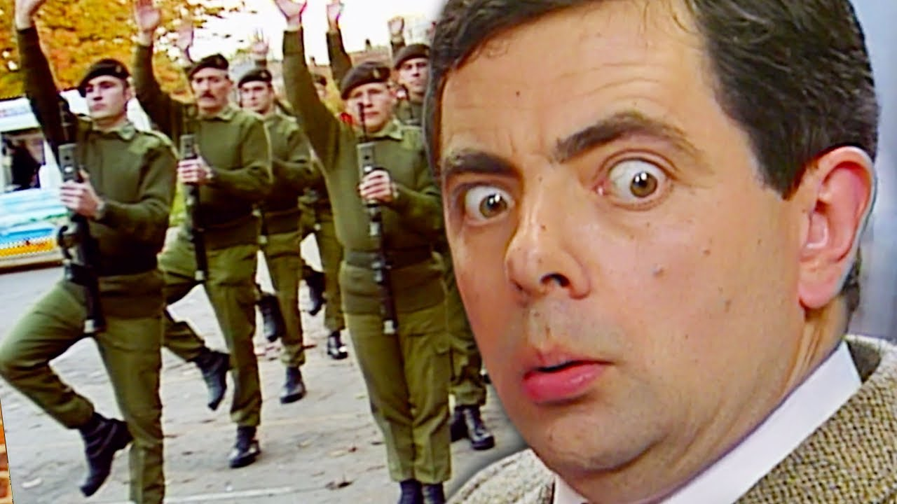 Download Bean ARMY   Funny Clips   Mr Bean Comedy