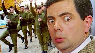 Bean ARMY | Funny Clips | Mr Bean Comedy