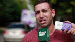 El tío del joven atropellado y golpeado denunció que intentaron sobornarlo