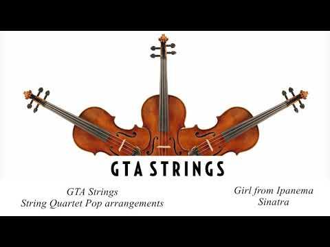TOP POP COVERsongs String Quartet