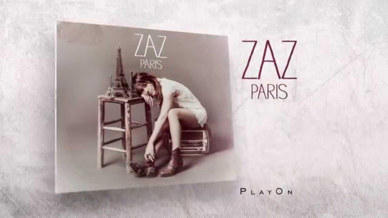 Resultat d'imatges de zaz album paris