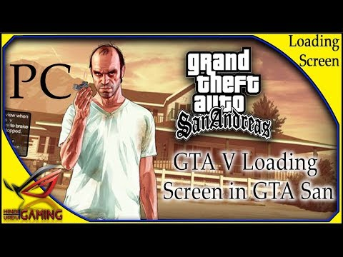 Download How To Install Gta 5 Load Screen In Gta Sa Easy MP3