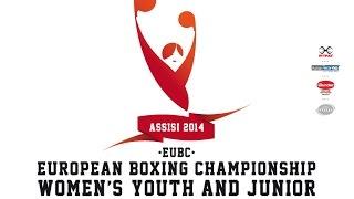 #Assisi14 EUBC Euro Women