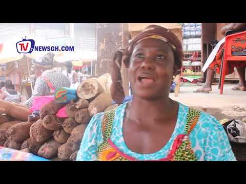 """OUR FOOD STUFF PRICES ARE NOT INCREASED"" - MARKET WOMEN REFUTE"