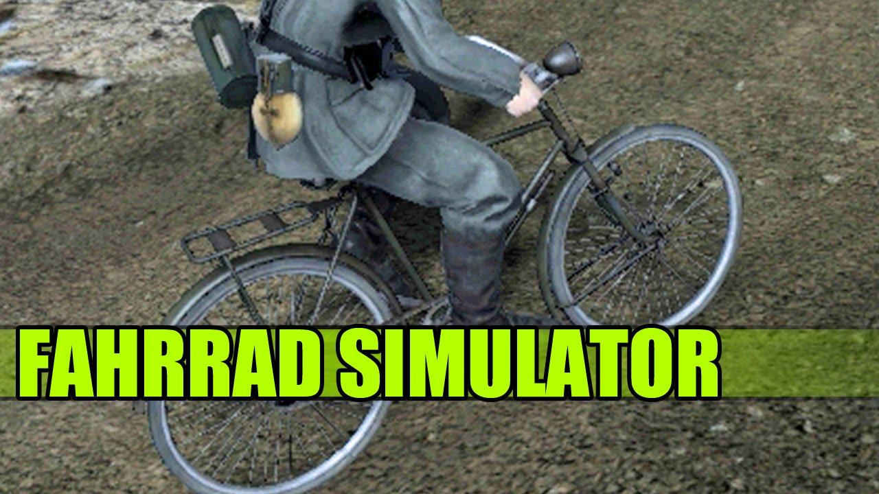 Fahrrad Simulator