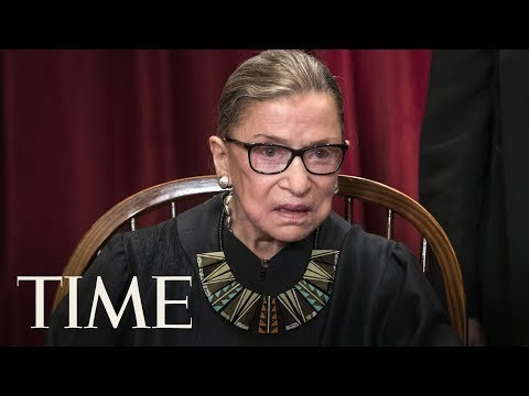 Justice Ruth Bader Ginsburg, 85, Is Hospitalized After Fracturing 3 Ribs In A Fall | TIME