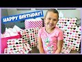 GRACELYNN'S 9th BIRTHDAY MORNING PRESENT OPENING AND PARTY!