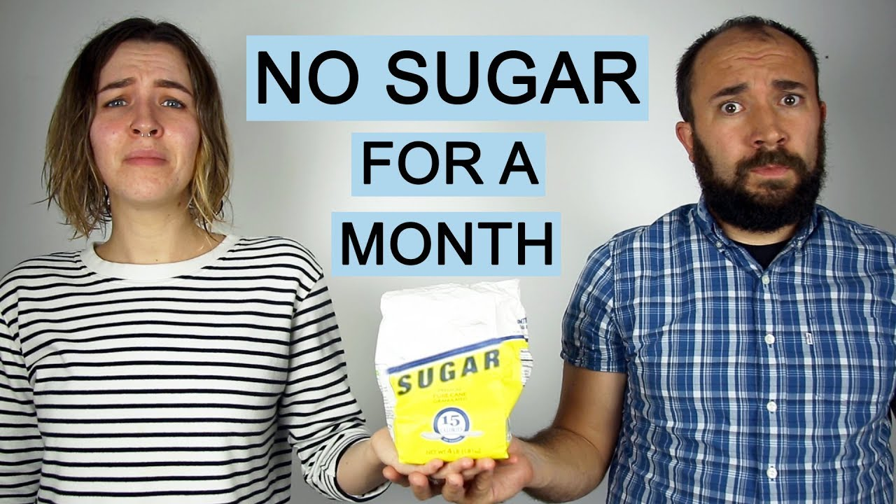 We Quit Sugar For A Month, Here's What Happened انقطعوا عن السكر فماذا حدث؟؟