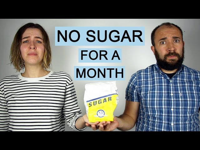 We Quit Sugar For A Month, Here's What Happened - YouTube