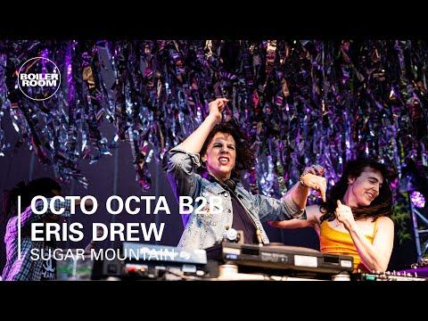 Octo Octa B2B Eris Drew | Boiler Room X Sugar Mountain 2019 DJ Set
