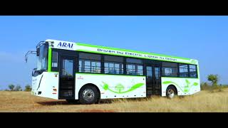 Medha's Electric Mobility - Newly built bus Thumbnail