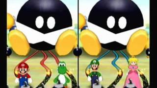 Mario Party 5 - Defuse or Lose Draw