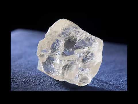 صور الالماس الخام في الطبيعة Rough Diamonds As They Are Found In Nature Youtube