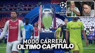 La FINAL DE CHAMPIONS | ÚLTIMO CAPÍTULO MODO CARRERA