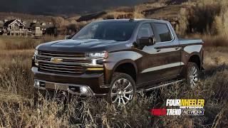 2019 Chevy Silverado Overview