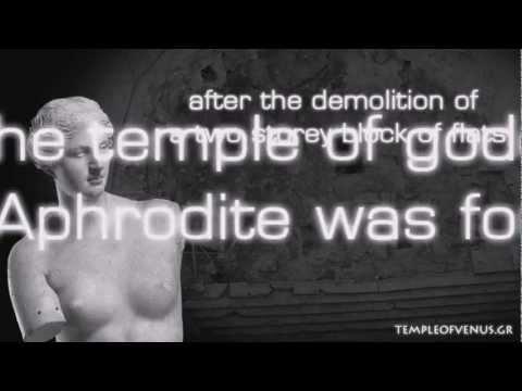 Temple of goddess Aphrodite - Invitation of citizens