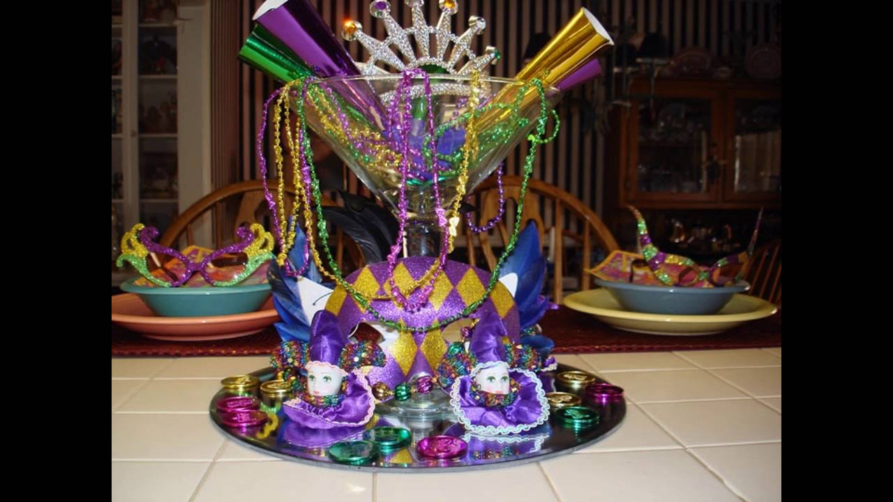 Harley Davidson Party Decorations Mardi Gras Party Themed Decorating Ideas Youtube