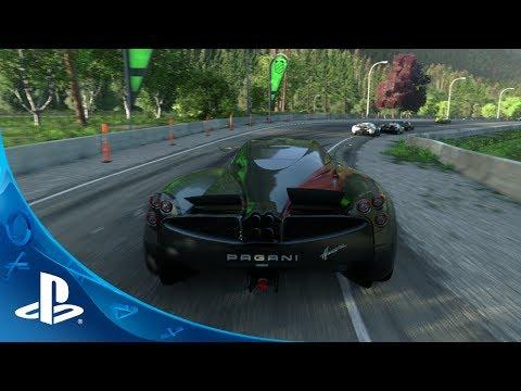 DRIVECLUB – PS4 Gameplay – Canada | Pagani Huayra