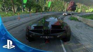 DRIVECLUB - PS4 Gameplay - Canada | Pagani Huayra