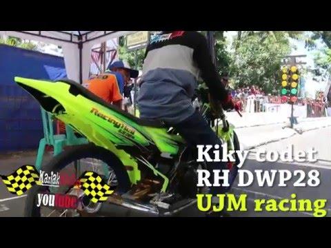 video FULL | SERBUAN Satria FU 155 cc KARYA UJM RACING di TEAM2 besar drag bike indonesia