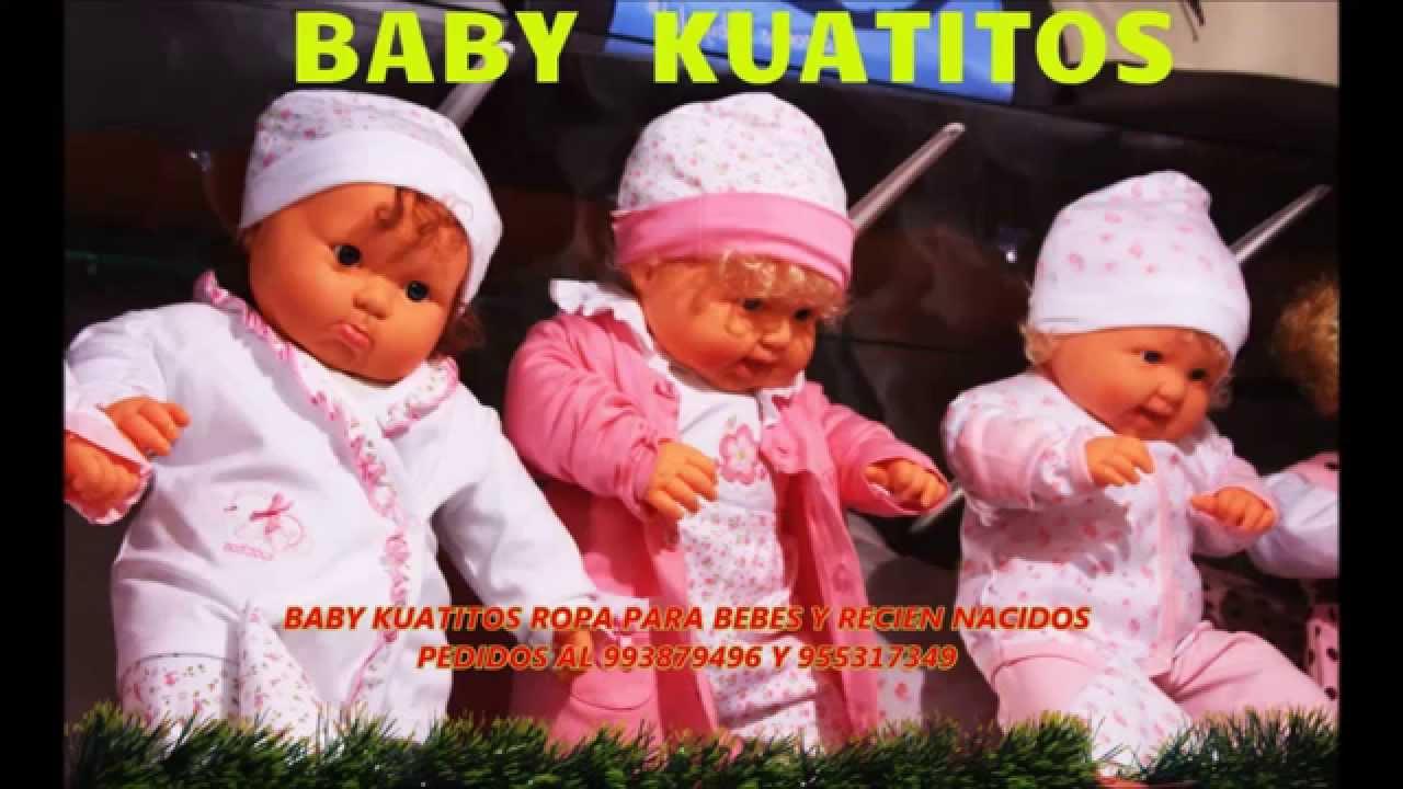 997b57eb6 BABY KUATITOS ROPA PARA BEBES Y RECIEN NACIDOS EN GAMARRA - YouTube