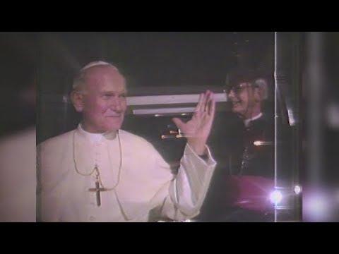KTTV 70: Pope John Paul II visits Los Angeles
