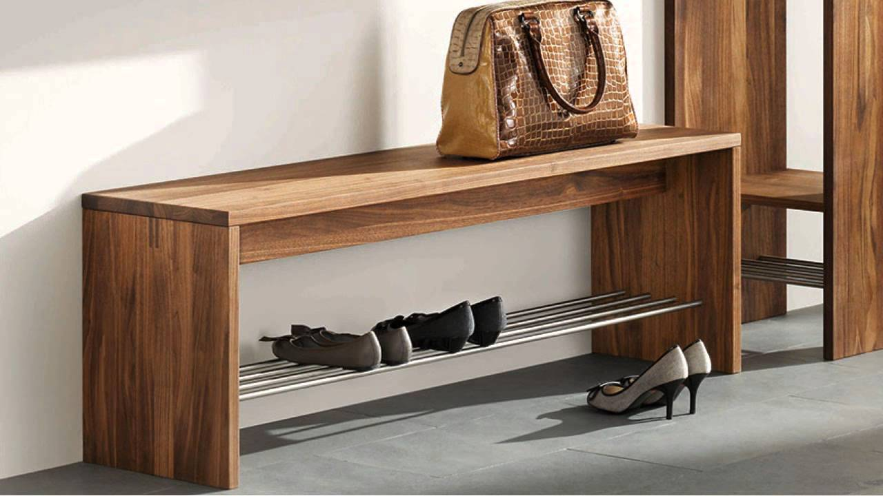 10 Shoe Storage Benches Perfect for an Entryway - YouTube
