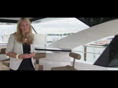 Sunseeker Charters- Southampton Boat Show 2013