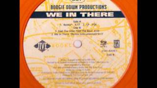 Boogie Down Productions - Feel The Vibe, Feel The Beat
