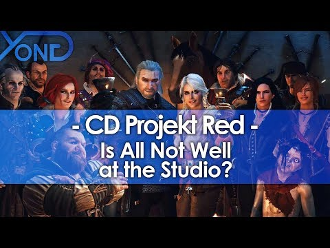 Is All Not Well at CD Projekt Red?