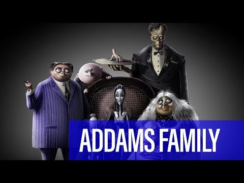 Addams Family Animated Movie Coming With Oscar Isaac and Charlize Theron