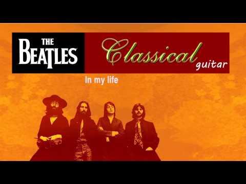 The Beatles --- Classical guitar