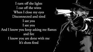 Axol & Max Hurrell - Shots Fired [Lyrics Video]