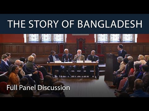 Bangladesh Panel Discussion | Full Discussion and Q&A | Oxford Union