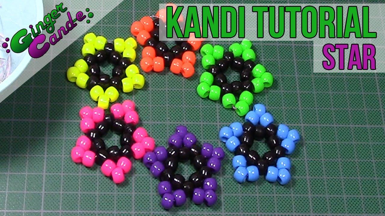 Kandi star pattern