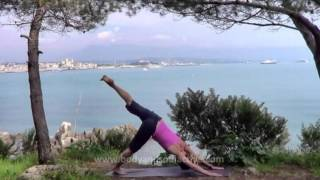 Video Yoga for Balance and Core Strength download MP3, 3GP, MP4, WEBM, AVI, FLV Maret 2018