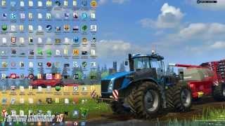 Как установить мод на игру Farming Simulator 15