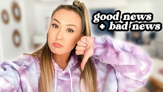 Download I have good news and bad news Mp3 and Videos