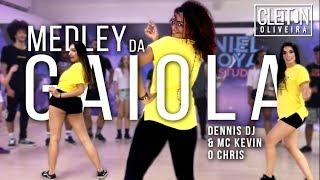 Baixar Medley da Gaiola - Dennis DJ & MC Kevin o Chris (COREOGRAFIA) Cleiton Oliveira / IG: @CLEITONRIOSWAG
