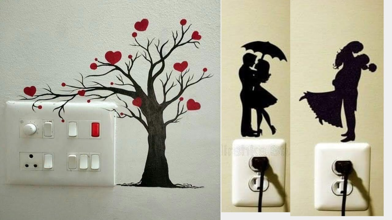 Easy Diy Homemade Wall Art Painting Ideas Best Decoration
