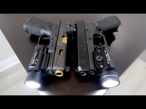 Olight PL-2 Valkyrie vs My favorite WML   Which do you prefer?
