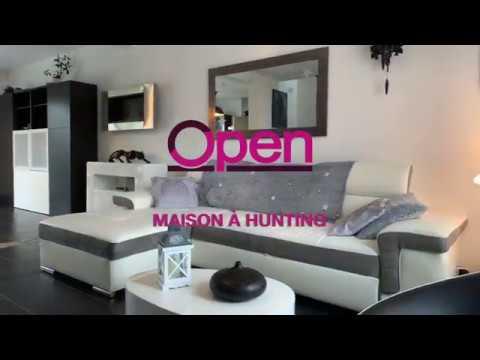 Très jolie maison avec jardin et jacuzzi ! Agence Open Immobilier \