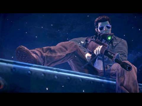 Logan Kills Agent Zero and Escapes from Alkali Lake Compound (X-Men Origins: Wolverine Game | Nord)
