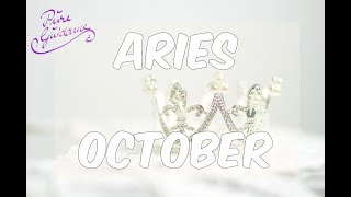 Aries - Your Crown Jewel - October 2018 Tarot & Astro Reading