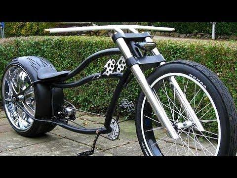 😲 Велосипеды - Чопперы 😎!