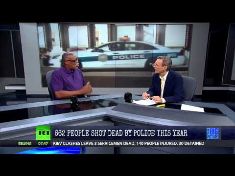 Why the Epidemic Of Police Killings In America?