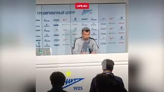 Семак об аресте Кокорина и Мамаева