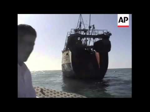 Mauritania says migrants will not be allowed on shore until