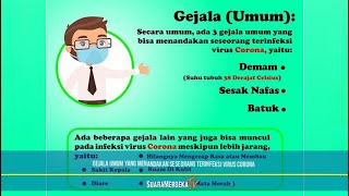 Mengenal Gejala Covid-19.