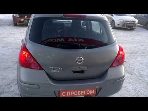 Купить Nissan Tiida Ниссан Тиида 2011 г. с пробегом бу в Саратове. Автосалон Элвис Trade in центр